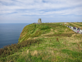 Acantilados de Moher y O'Brien's Tower